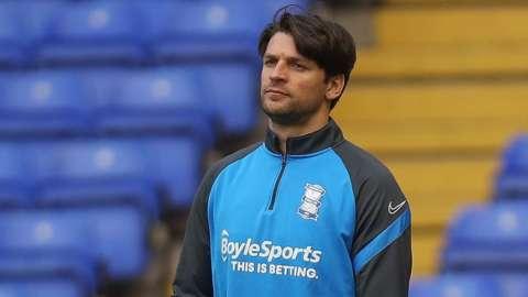 Birmingham City's George Friend