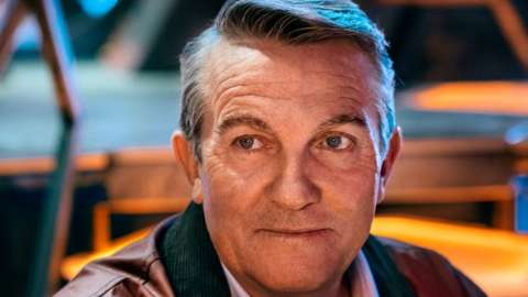 Bradley Walsh as Graham in Doctor Who