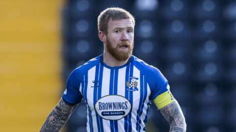 Alan Power has left Kilmarnock to join St Mirren