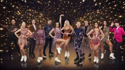Dancing on Ice line-up