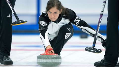 Eve Muirhead will be competing at the January Challenge