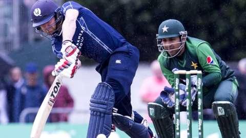 Scotland v Pakistan