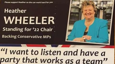 Heather Wheeler leaflet