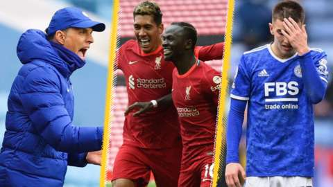 Chelsea, Liverpool and Leicester reactions