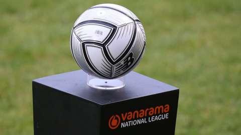 National League ball