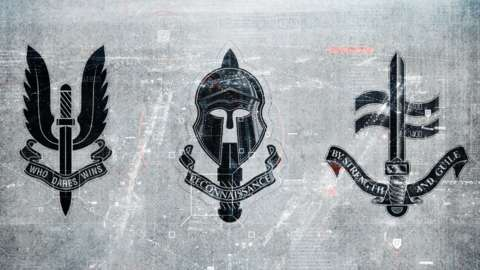 Special forces logos