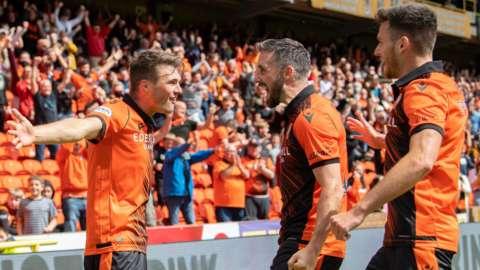 Dundee Utd v Rangers