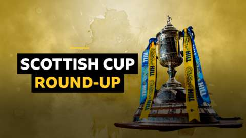 Scottish Cup round-up
