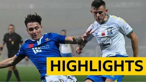 St Johnstone 1-0 Kilmarnock