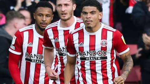 Lys Mousset's Sheffield United equaliser looked to have earned a point against Stoke before David McGoldrick stole all three for the Blades