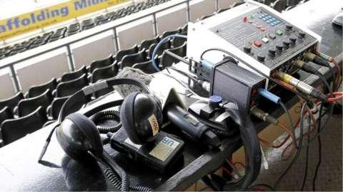 Radio equipment