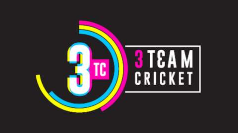 3 Team Cricket
