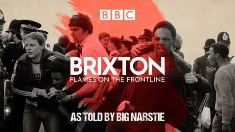 Brixton: Flames on the Frontline podcast image