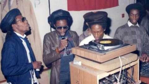 Sound system club