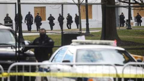 Police in DC