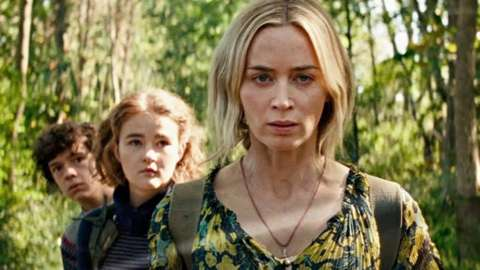 Emily Blunt in A Quiet Place Part II