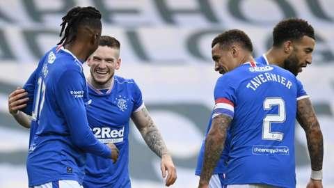 Livingston v Rangers