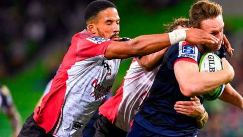 Courtnall Skosan was first spotted playing sevens rugby in Cape Town by Springbok legend Chester Williams