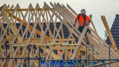 New homes being constructed in Cheshire