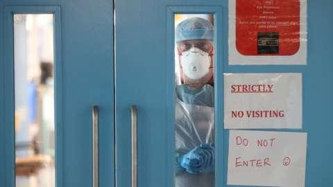 Craigavon Area Hospital Covid-19