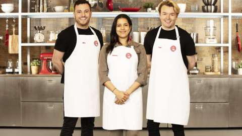 BBC MasterChef finalists 2021