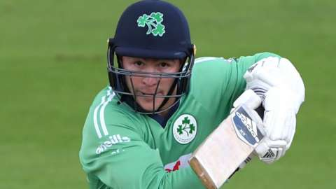 Curtis Campher has impressed for Ireland