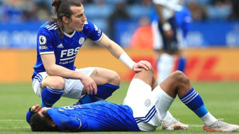 Leicester miss Champions League