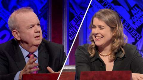 Ian Hislop and Helen Lewis