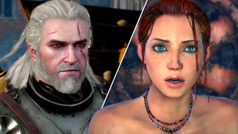 Split of the The Witcher and Enslaved: Odyssey to the West