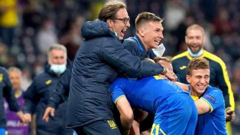 Sweden v Ukraine