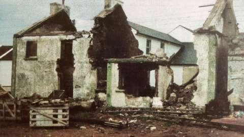 Neville Presho's house in Ireland