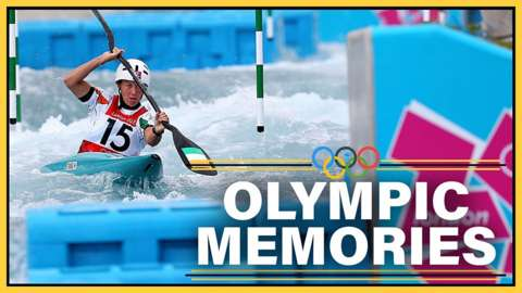 Olympic Memories - Hannah Craig