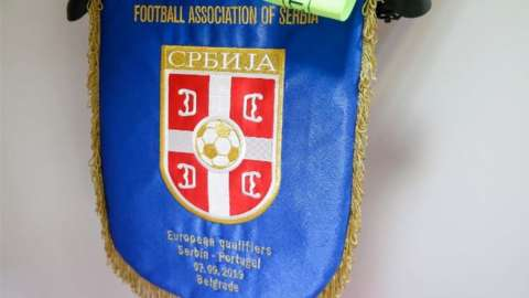 Serbia v Portugal