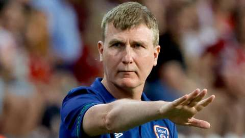 """Stephen Kenny says his players' decision to take a knee was the """"right decision"""""""