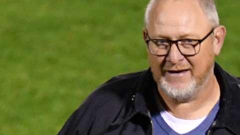 Barnet boss Peter Beadle