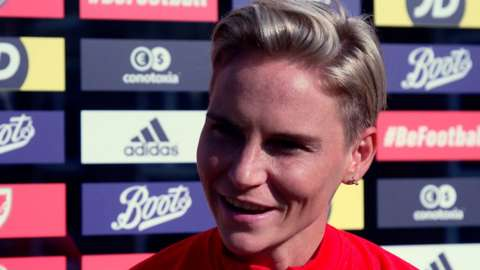 Wales' record cap holder Jess Fishlock on Gareth Bales' imminent move to Tottenham