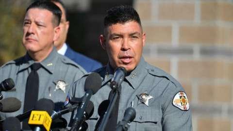 Santa Fe County Sheriff Adan Mendoza