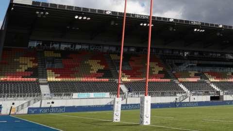 Saracens' StoneX Stadium