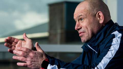 Richard Cockerill's Edinburgh have earned a home semi-final in this season's Pro14