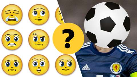 Emoji quiz graphic