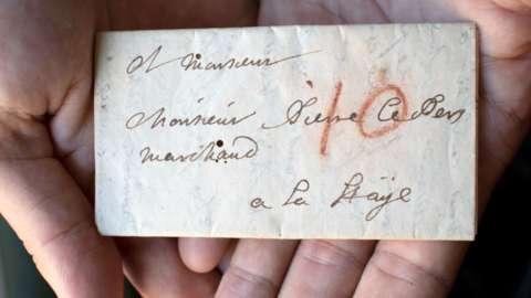 17-century letter