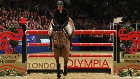 London International Horse Show
