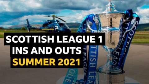 League 1 graphic