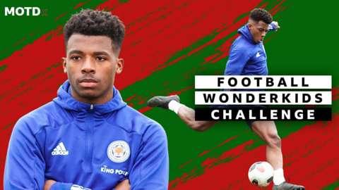 Football Wonderkids Challenge