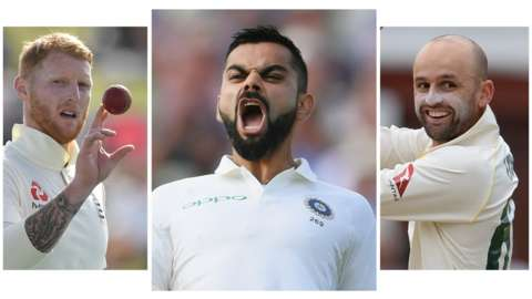 Pick your world Test XI graphic