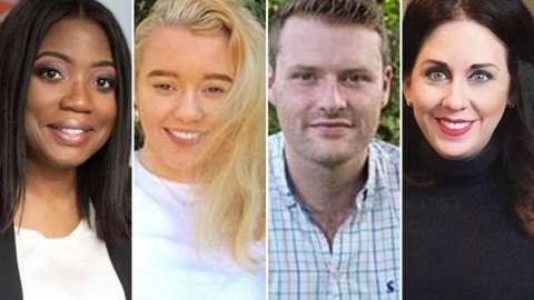 Four contributors