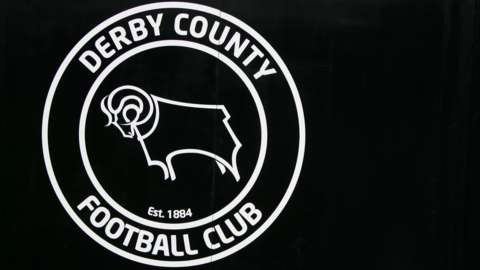 Derby County badge