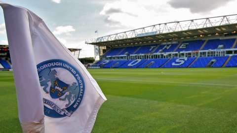 Peterborough United stadium