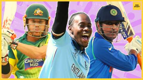 Pick your world ODI team