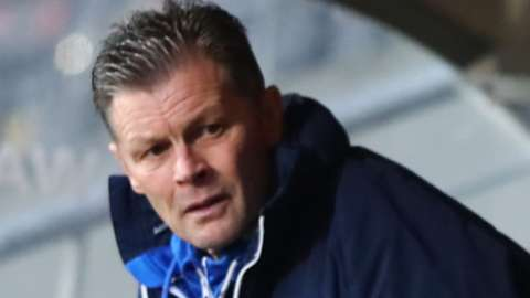 Steve Cotterill was appointed Shrewsbury Town manager on 27 November